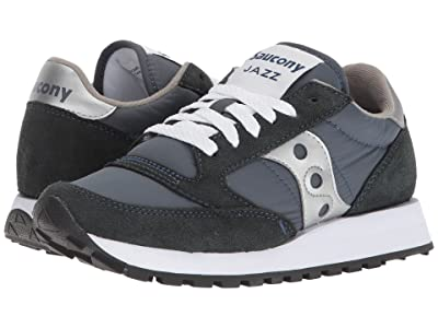 Saucony Originals Jazz Original (Navy/Silver) Women