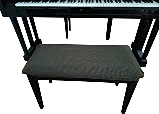 Qualitrusty Waterproof Piano Bench Cover - Perfect for Pets,
