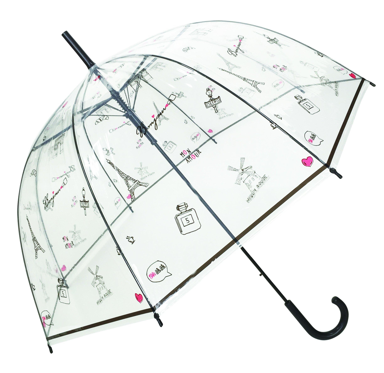 SMATI Womens Bubble Umbrella Bonjour