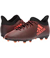 adidas Kids X 17.3 FG J Soccer (Little Kid/Big Kid)