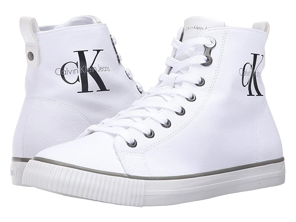 Calvin Klein Arthur (White Canvas) Men