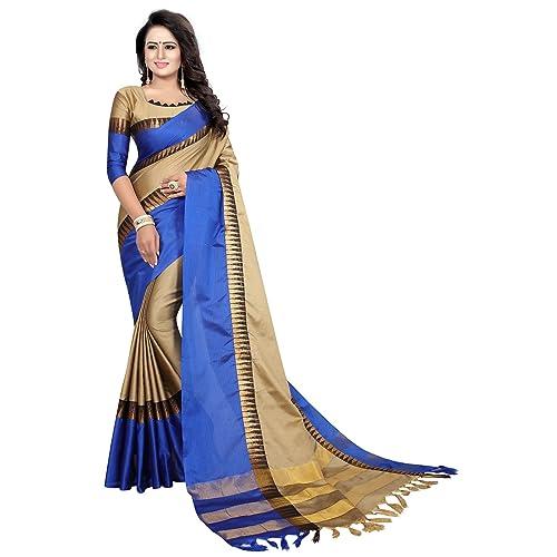 3fb2b80680f New Cotton Silk Sarees  Buy New Cotton Silk Sarees Online at Best ...