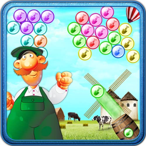 Bubble Shooter Agricultor
