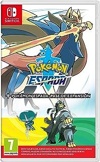 Pokémon Espada + Pase de Expansión