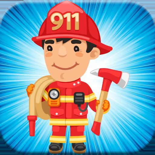 Feuerwehrmann Spiel- Und Feuerwehrauto Für Kinder Kostenlos 🚒: Feuerwehrmann Sounds Und Puzzle