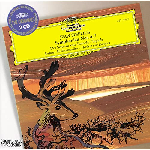 Sibelius: Symphonies Nos.4-7; The Swan of Tuonela; Tapiola