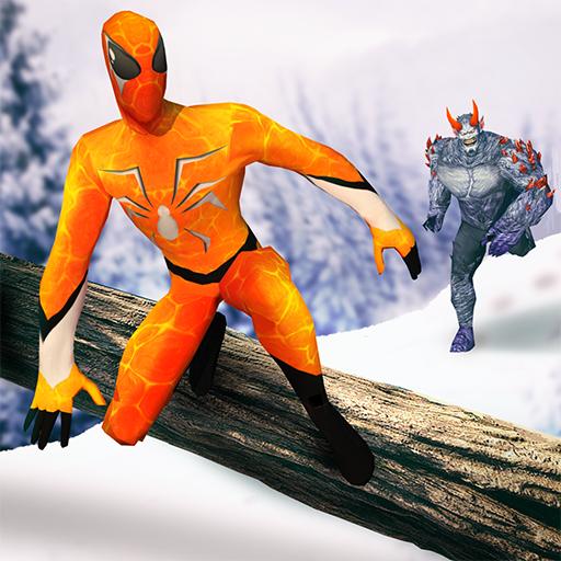 Survival Spider Hero in Siberia
