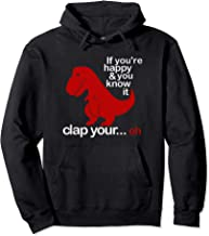 know your dinosaurs hoodie