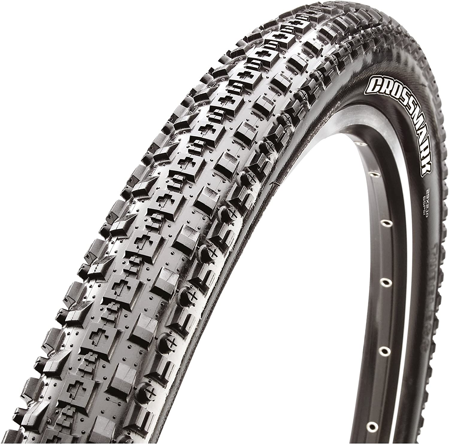 Tyre Bike Maxxis Crossmark 26 x 2.10 MTB Tire Mountain Bike 60 Tpi