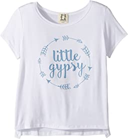 Little Gypsy Tee (Big Kids)