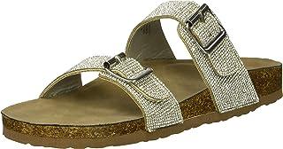 807af0ee9a7 Amazon.com  Madden Girl - Slides   Sandals  Clothing