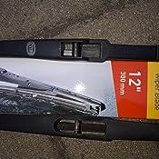 Hella 9xw 200 526 081 Scheibenwischer Wx9 Flachbalkenwischerblatt 12 300mm Hinten Menge 1 Auto