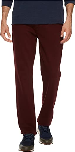 7 For All Mankind - Slimmy Slim Straight in Oxblood