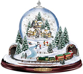 Best thomas kinkade village snowglobe lights music and motion Reviews