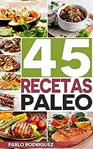 dieta paleolitica recetas
