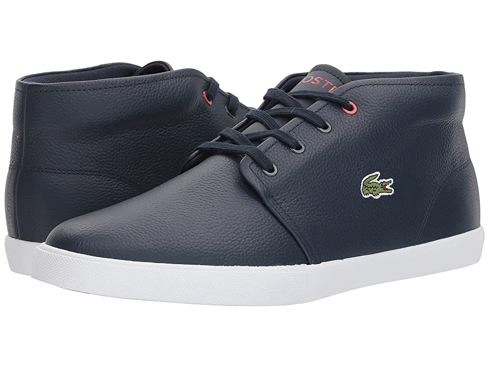 Lacoste Asparta 118 1 P (Navy/White) Men