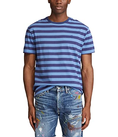 Polo Ralph Lauren Big & Tall Big Tall Classic Fit T-Shirt (Boathouse Navy/French Blue) Men