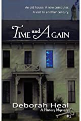 Time and Again (The History Mystery Series Book 1) Kindle Edition