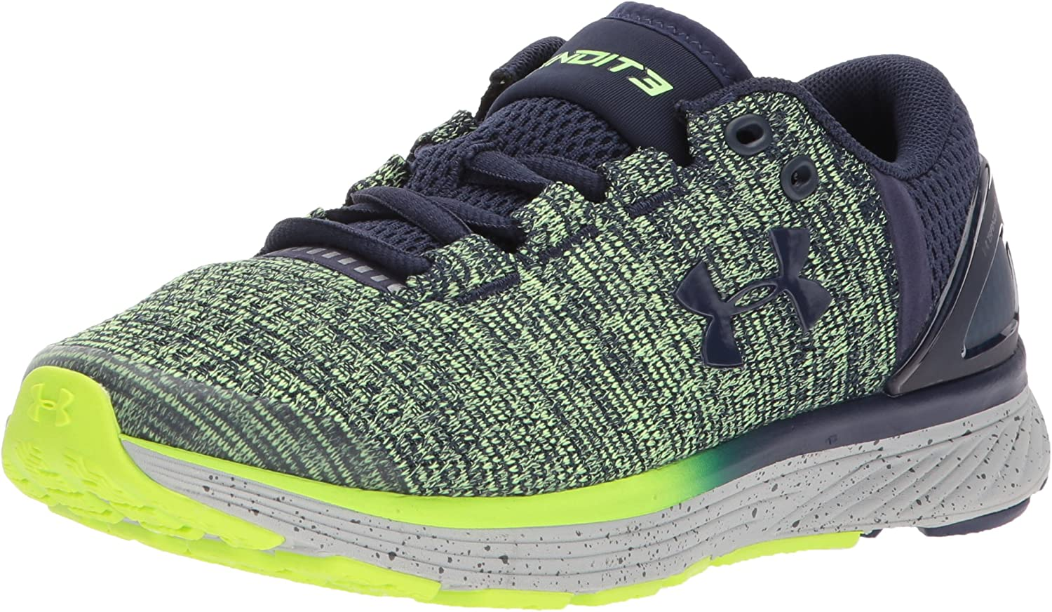 Under Armour Unisex-Child Grade School Charged Bandit 3 Athletic Shoe