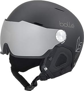 Bollé Unisex's Might Visor skidhjälmar svart vuxen 52-55 cm