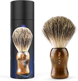 edwin jagger silvertip badger shaving brush