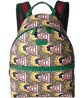 Gucci Kids - GG Baboon Backpack (Little Kids/Big Kids)