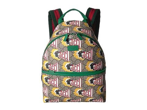 Gucci Kids GG Baboon Backpack (Little Kids/Big Kids)