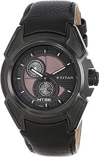 ساعة Titan للرجال 1541KL01 HTSE ذاتية الطاقة