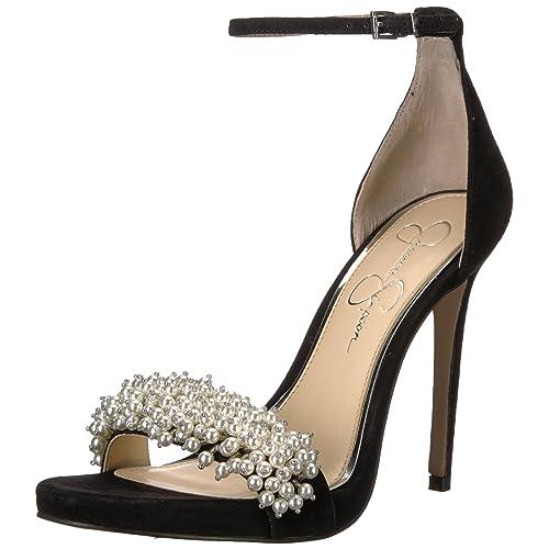 4d1ae1cb3f35 Jessica Simpson Women s Rusley Heeled Sandal