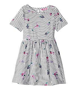 Printed Jersey Dress (Toddler/Little Kids)