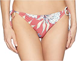 Roxy Little Bandits Tie Side Surfer Bottoms