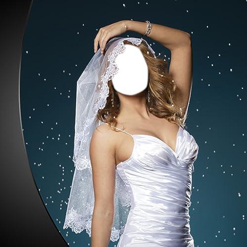Robe de mariage Photo Montage