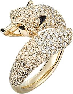 March Fox Motif Ring