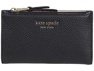 Kate Spade New York Roulette Small Slim Bifold Wallet