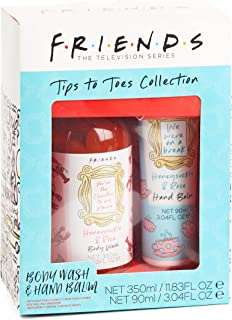 Friends Tips To Toes Collection