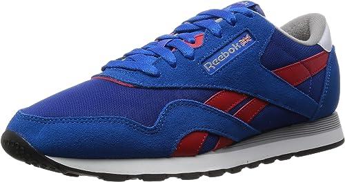 Reebok Classic Nylon, Chaussures de Running Compétition Mixte Adulte