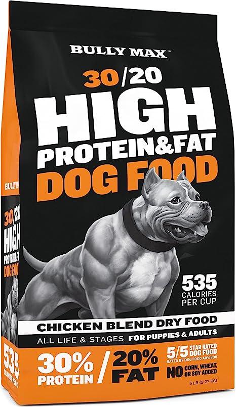 Bully Max Premium Dog Food