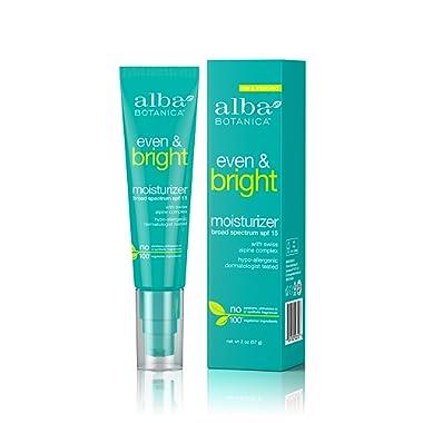 Alba Botanica™ Even Advanced Natural Moisturizer Sea Moss SPF 15 -- 2 fl oz