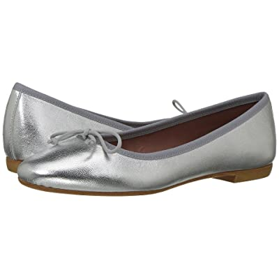 Summit by White Mountain Kendrick (Silver Metallic Leather) Women