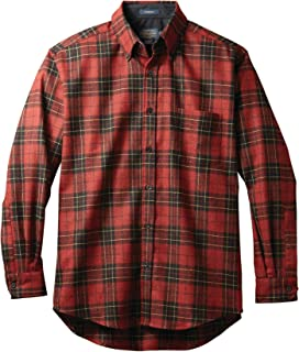 Men's Long Sleeve Fireside Button Down Shirt