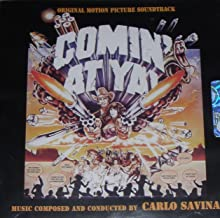 Comin' At Ya! - Original Motion Picture Soundtrack
