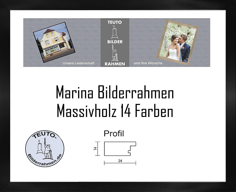 wholesape barato Marina marco de madera 70 70 70 x 82 cm madera maciza simple elegante 82x70 cm vidrio acrílico antirreflexivo 2mm en 14 Colors diferentes aquí  Negro  Envío 100% gratuito