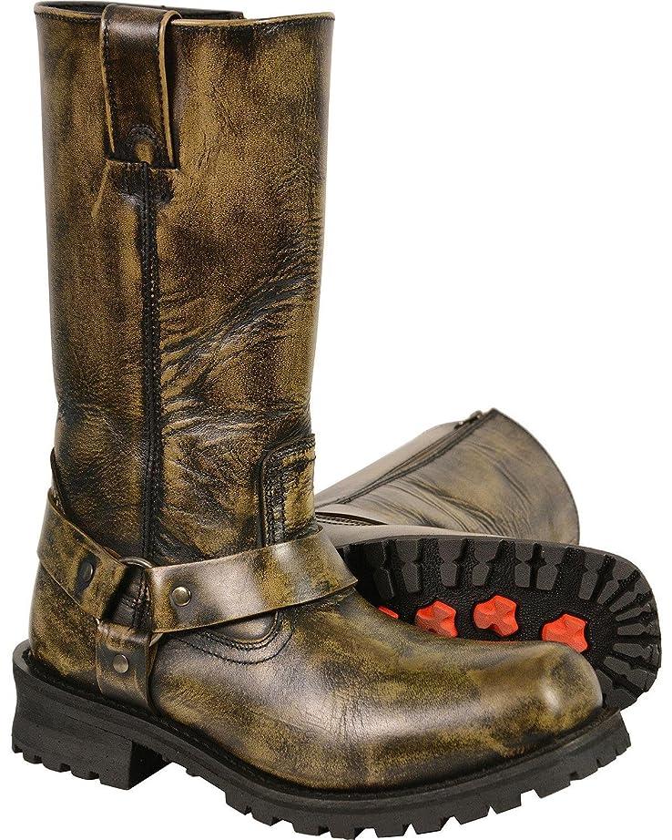 ほこりっぽい金属全部[Milwaukee Leather] メンズ
