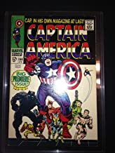 captain america issue one