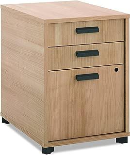 HON Manage Pedestal File - 2 Pencil Drawers with 1 File Drawer, 15-3/4