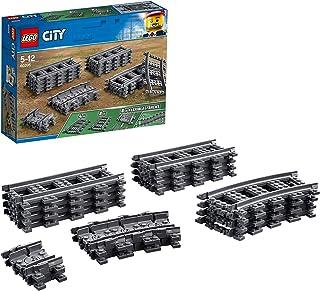 Lego 6230583 Lego City Treinrails - 60205, Multicolor