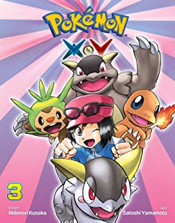 Pokémon X•Y, Vol. 3
