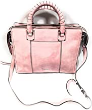 Rebecca Minkoff Women's Bree Large Top Zip Satchel Tote Bag - Pink