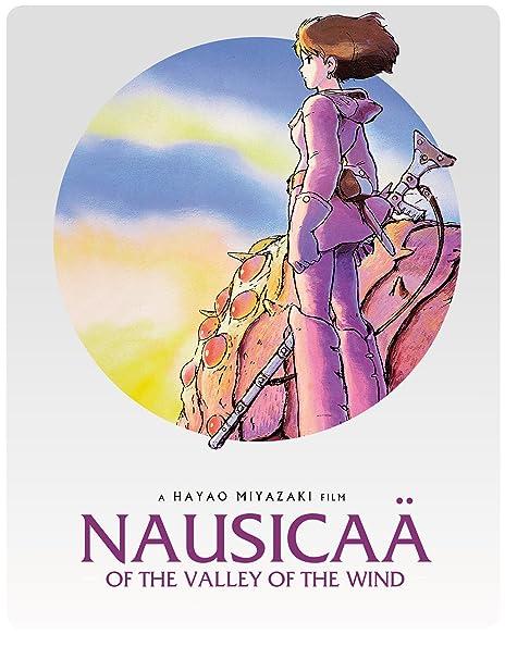 Amazon.com: Nausicaa of The Valley of The Wind Anime