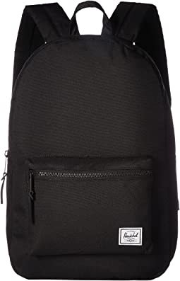 cfb9f2602c0 Herschel supply co settlement dark shadow black | Shipped Free at Zappos